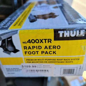Thule 400xtr Universal Roof Rack Feet for Sale in Anaheim, CA