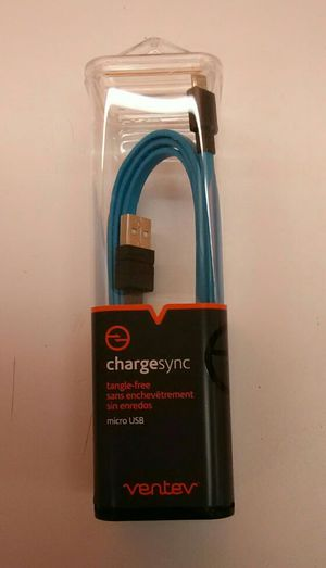 Micro USB charging cable for Sale in Portsmouth, VA