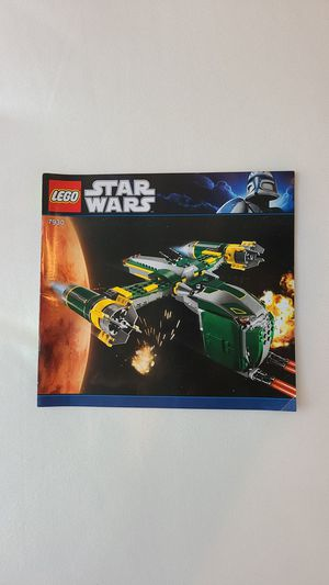 LEGO 7930 Star Wars Bounty Hunter Assault Gunship for Sale in Irvine, CA