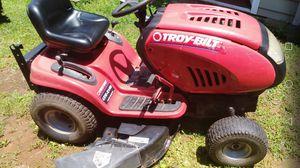 ltx 2146 troy bilt Riding Lawn mower for Sale in Marietta, GA