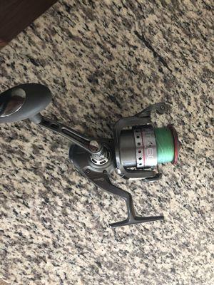 Fishing reel. Quantum optix 60 mono line included for Sale in Jacksonville, FL