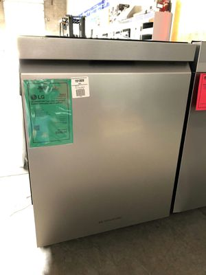 Brand New! LG Signature WiFi Enabled Built In Dishwasher 1 Year Manufacturer Warranty Included for Sale in Chandler, AZ
