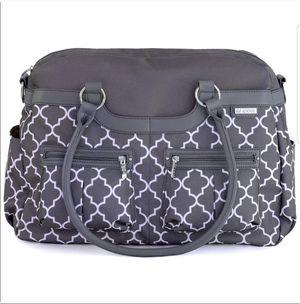 JJ Cole Gray Diaper Bag for Sale in Baltimore, MD