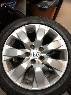Honda Accord Rims Set for Sale in Lynnwood, WA
