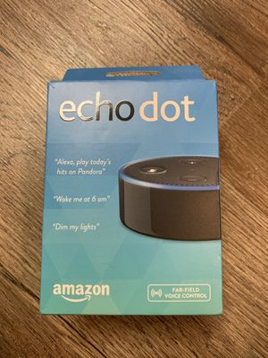Amazon Echo Dot for Sale in Daly City, CA