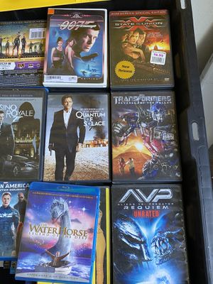 DVD's for Sale in Olympia, WA