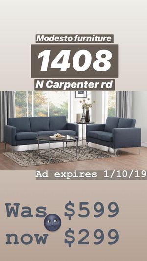 wow AMAZING DEAL! SOFA AND LOVE for Sale in Modesto, CA