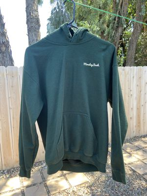 Lovers Paradise Hoodie Forest Green Size M for Sale in San Diego, CA