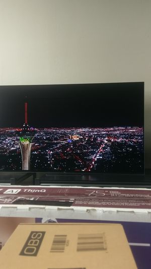 """65"""" SONY 4K OLED ANDROID SMART TV 120hz for Sale in Rancho Cucamonga, CA"""