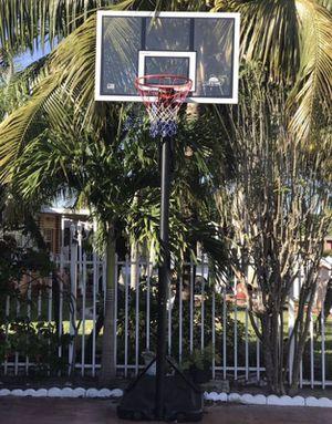 Great basketball hoop for Sale in Hialeah, FL