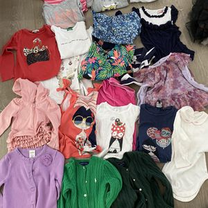 Free Clothes for girls - Ropa para Niña from 12m - 24m for Sale in Miami, FL
