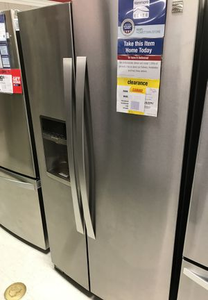 Barely Used Kenmore Stainless Steel Refrigerator! for Sale in Montrose, CO