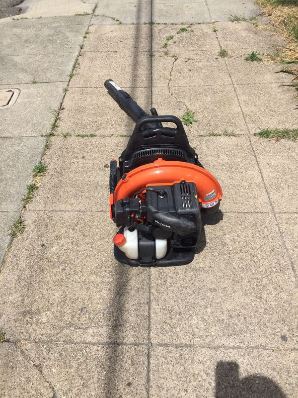 Echo PB755SH 63.3CC gas leaf backpack blower