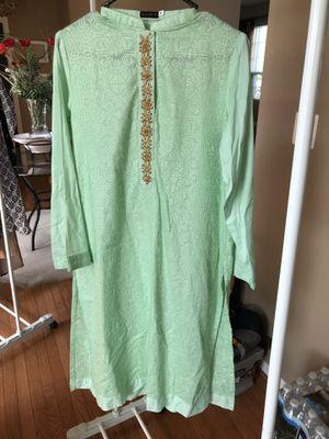 Agha Noor kurta, Pakistani dress, M size for Sale in Marriottsville, MD