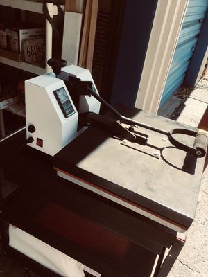 Heat Press 15X15 for Sale in New Port Richey, FL