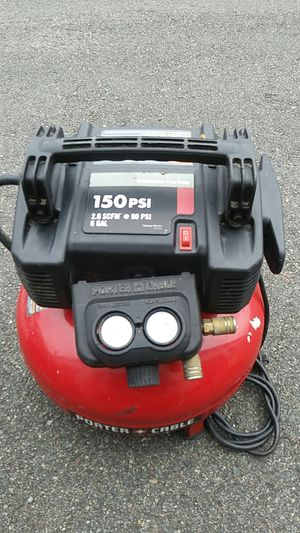 Air Compressor - 150psi 6GAL for Sale in Quincy, MA