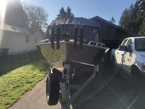 2016 north river Seahawk 23' for Sale in Port Orchard, WA