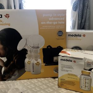 2 Medela Pump + Accessories for Sale in Spring, TX