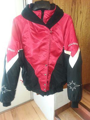Polaris snowmobile jacket. Womens medium for Sale in Mancelona, MI