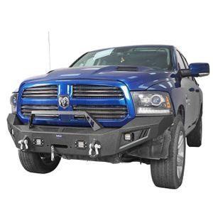 Front Bumper w/ Winch Plate & LED Spotlights(13-18 Dodge Ram 1500 for Sale in Riverside, CA