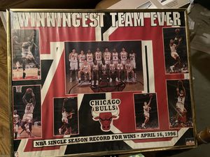Chicago bulls for Sale in Lockport, IL