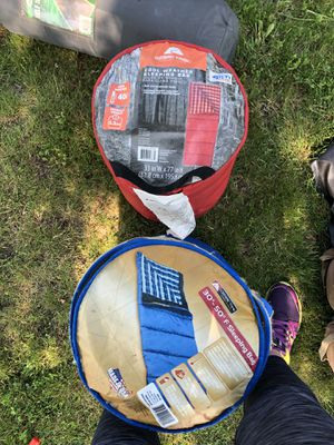 Two sleeping bags for Sale in Happy Valley, OR