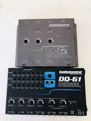 Audiocontrol car audio for Sale in Lehigh Acres, FL