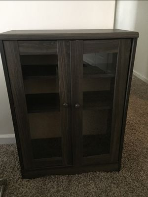 NEW Affordable Tv Stand with Matching Storage Cabinet for Sale in Greensboro, NC