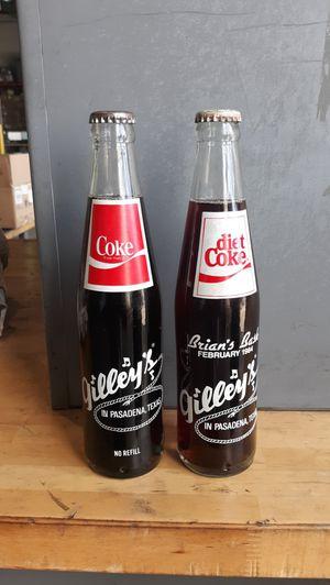 Old Coke bottles for Sale in Houston, TX
