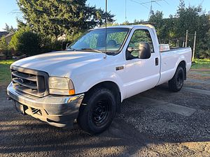 2004 Ford 250 long bed for Sale in Portland, OR