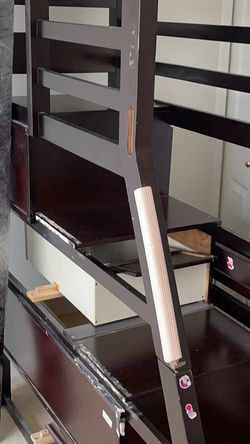 Fine Quality bunk bed with storage for Sale in Bellevue,  WA