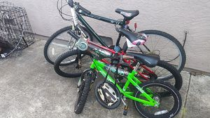Bikes and trailer for Sale in Vallejo, CA