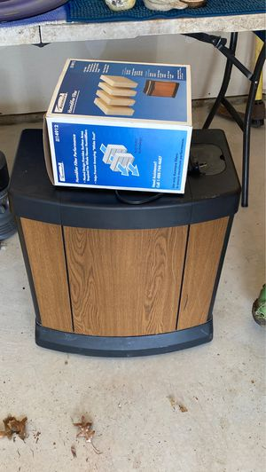Room humidifier and filters for Sale in St. Louis, MO