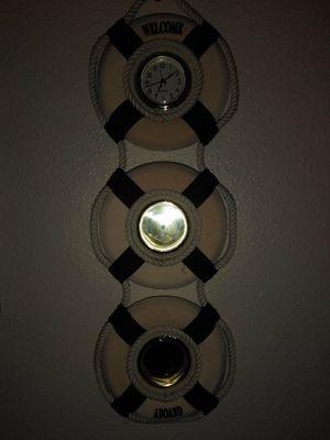 Sailboat clock for Sale in Mesa, AZ