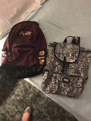 Victoria secret backpacks for Sale in Gaffney, SC