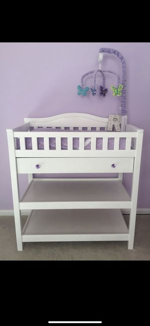 Changing table for Sale in Chesapeake, VA