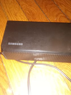 Samsung Sound Bar And Sound Woofer Low Price for Sale in Chicago,  IL