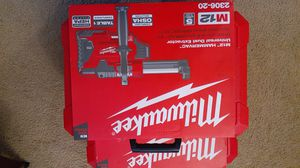 MILWAUKEE HAMMER VAC DUST EXTRACTORS, 2 AVAILABLE for Sale in Seattle, WA