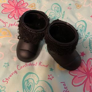 American Girl Doll Black Boots for Sale in Satellite Beach, FL