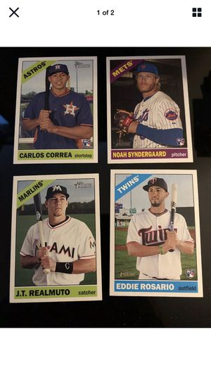 2015 Topps Heritage high number set 501-700 for Sale in Spring Valley, CA