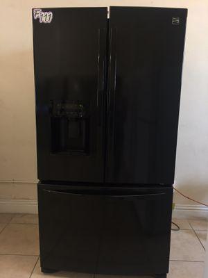 Refrigerator French door fridge KENMORE brand for Sale in Los Angeles, CA
