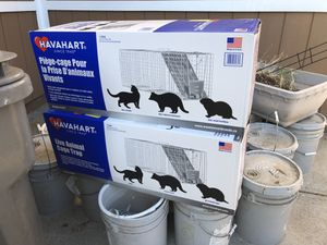 Live Animal cage trap for Sale in San Leandro, CA