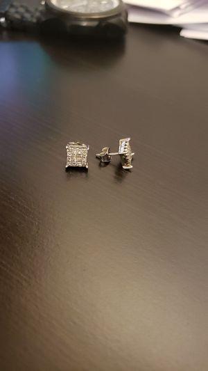 Princess cut diamond earrings for Sale in Tualatin, OR
