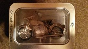 Motorcycle Clock for Sale in Washington, DC