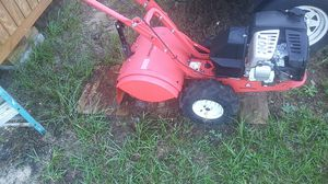 I have a countryline rototiller for Sale in Milton, FL