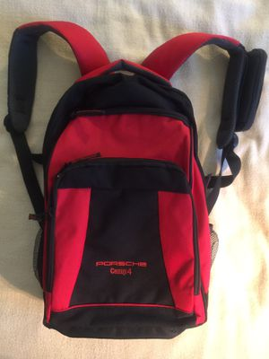 Porsche Camp 4 Backpack for Sale in West Hartford, CT
