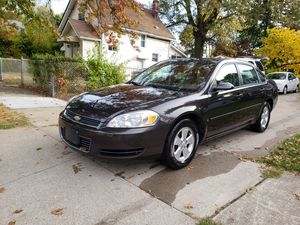 2008 Chevy / Chevrolet impala 👍 REMOTE START for Sale in Akron, OH