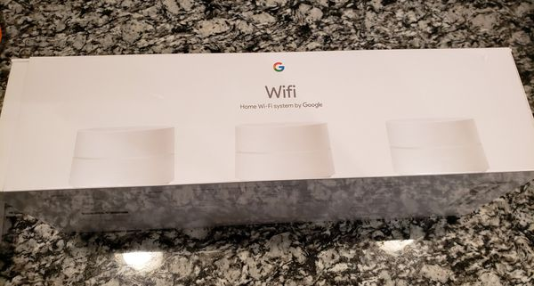 Google Wifi Router 3pack