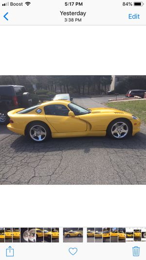 2002 Dodge Viper GTS for Sale in Hawthorne, NY