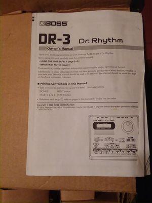 Drum machine, backing tracks for Sale in Glenmora, LA